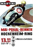 @@@ MAGNET - Mai-Pokal-Rennen Hockenheim-Ring - Publicitaires
