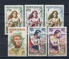 Französisch Polynesien Ex.Nr.1/9          O  Used + *  Unused        (002) - Französisch-Polynesien