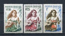 Französisch Polynesien Nr.1/3          ** MNH        (003) - French Polynesia