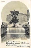 Polen    Stettin     Manzelbrunnen    Szczecin         X 5832 - Polen