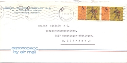 GRECE   ATHENS AIR MAIL  COVER 1977  (GEN190209) - Airmail