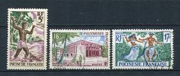 Französisch Polynesien Nr.16/8          O  Used + *  Unused        (009) - Französisch-Polynesien