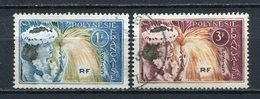 Französisch Polynesien Nr.33/4          O  Used        (013) - Französisch-Polynesien