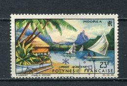 Französisch Polynesien Nr.43          O  Used        (015) - Französisch-Polynesien
