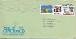 GRECE   NAXOS   COVER 1989 (GEN190214) - Grecia