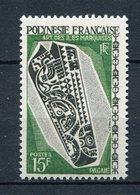 Französisch Polynesien Nr.74          **  MNH        (020) - Französisch-Polynesien