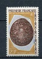 Französisch Polynesien Nr.76          **  MNH        (021) - Französisch-Polynesien