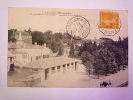 FONTENAY-le-COMTE  (Vendée)  :  Quartier De La Rochefoucauld   1922   XXX - Fontenay Le Comte