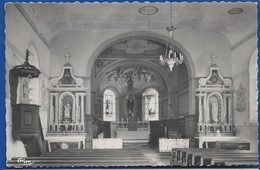HAREVILLE-sous-MONTFORT  Intérieur De L'église - Francia