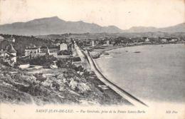 Saint Jean De Luz (64) - Vue Générale Prise De La Pointe Sainte Barbe - Saint Jean De Luz