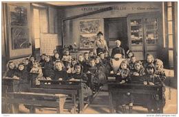 LYCEE DE JEUNES FILLES - 1ère Classe Enfantine - France