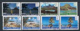 Französisch Polynesien Ex.Nr.278/83         O  Used         (045) - Französisch-Polynesien