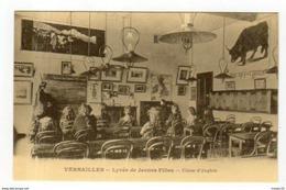 78,Yvelines,Versailles,Lycée De Jeunes Filles,Classe D'Anglais (Réedition) - Versailles