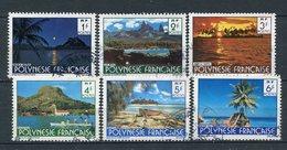 Französisch Polynesien Nr.278/83         O  Used         (046) - Französisch-Polynesien