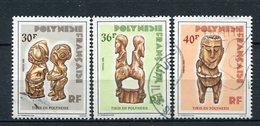 Französisch Polynesien Nr.418/20         O  Used         (053) - Gebraucht