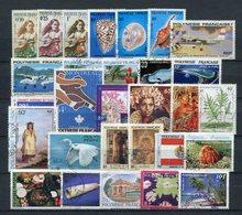 Französisch Polynesien Lot               (063) - Collections, Lots & Séries