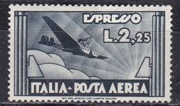 Regno D'Italia, 1932 - 2,25 Lire Espresso Aereo - Nr.A44 MLH* - 1900-44 Victor Emmanuel III.