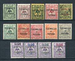 Wallis Und Futana Ex.1/32            *  Unused              (001) - Wallis Und Futuna