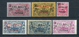 Wallis Und Futana Nr.33/8            *  Unused              (002) - Wallis Und Futuna