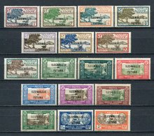 Wallis Und Futana Ex.Nr.43/70            *  Unused              (003) - Wallis Und Futuna