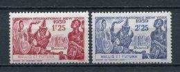 Wallis Und Futana Nr.80/1            *  Unused              (004) - Wallis Und Futuna