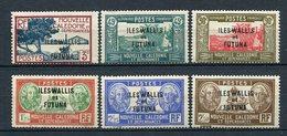 Wallis Und Futana Ex.Nr.87/96            *  Unused              (005) - Wallis Und Futuna