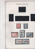 NOUVELLE CALEDONIE Sèrie Complète  7 T Neufs Xx Et X  N°YT 295 à 301 - 1960 - Neukaledonien