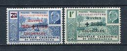 Wallis Und Futana Nr.144/5            *  Unused              (008) - Wallis Und Futuna
