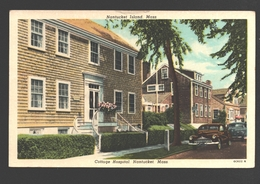 Nantucket / Nantucket Island - Cottage Hospital - Classic Car - Nantucket