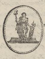 Héraldiqie Bureau Des Émigrés Administration Du Mont-Terrible  An 3 - Historische Documenten