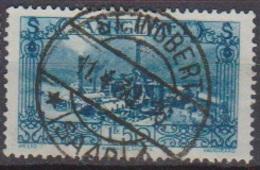 Saarland 1926 MiNr.118 O Gest.Landschaftsbilder Burbacher Hütte ( 8577 ) Günstige Versandkosten - Used Stamps