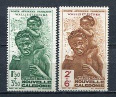 Wallis Und Futana Nr.135/6           *  Unused              (020) - Wallis Und Futuna