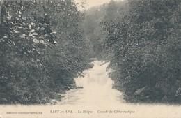 CPA - Belgique - Liège - Sart-lez-Spa - La Hoëgne - Cascade Du Chêne Rustique - Spa