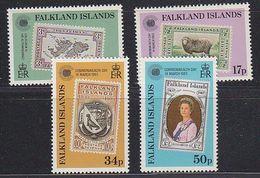 Falkland Islands 1983 Commonwealth Day 4v ** Mnh (41733) - Falklandeilanden