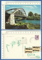 MC63 CASERTA  SESSA AURUNCA PONTE Sul GARIGLIANO 1973 Bridge - Puentes