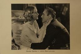 Greta Garbo - John Barrymore 19?? Ross Verlag - Acteurs