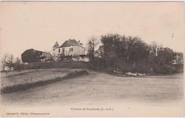 Chateau De Canabases - Autres Communes