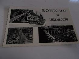 B713  Lussemburgo Vedute Cm14x9 Non Viaggiata - Cartoline