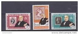 Falkland Islands 1979 Sir Rowland Hill 3v ** Mnh (41735) - Falklandeilanden