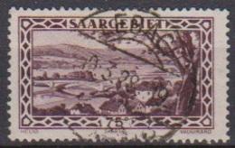 Saarland 1926 MiNr.115 O Gest.Landschaftsbilder Saartal Bei Güdingen ( 8587 ) Günstige Versandkosten - Used Stamps
