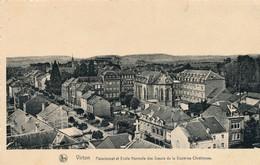 CPA - Belgique - Luxembourg - Virton - Pensionnat Et Ecole Normale Des Soeurs De La Doctrine Chrétienne - Virton