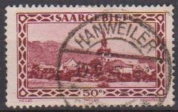 Saarland 1926 MiNr.114 O Gest.Landschaftsbilder Saartal Bei Güdingen ( 8593 ) Günstige Versandkosten - Used Stamps