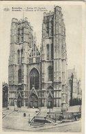 Brusselles. Eglise Ste. Gudule.  Belgium S-4698 - Belgium