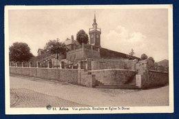 Arlon. Escaliers Et église Saint-Donat. 1937 - Arlon