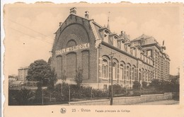 CPA - Belgique - Luxembourg - Virton - Façade Principale Du Collège - Virton