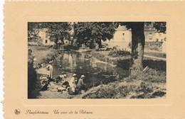 CPA - Belgique - Luxembourg - Neufchâteau - Un Coin De La Pelouse - Neufchâteau