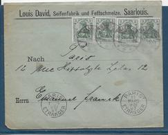 Allemagne - Lettre - Covers & Documents