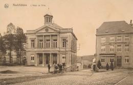 CPA - Belgique - Luxembourg - Neufchâteau - L'Hôtel De Ville - Neufchâteau