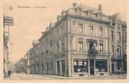 CPA - Belgique - Luxembourg - Neufchâteau - La Grand'Rue - Neufchâteau