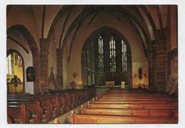 CHRISTIANITY  - AK 342659 Saverne - Eglise - Churches & Convents
